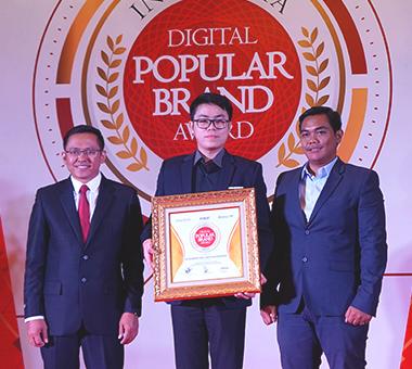 Digital Popular Brand Award 2019