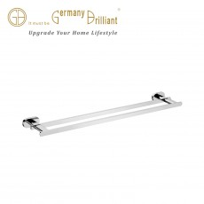 DOUBLE TOWEL BAR 69102