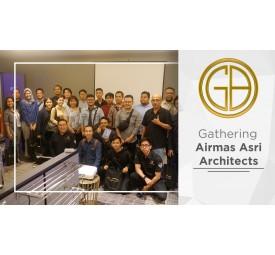 GB Gathering dengan Airmas Asri Architects
