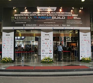 Megabuild Exhibition 2018
