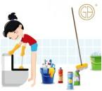 Agar Tetap Nyaman, Bersihkan Toilet Dengan Rutin
