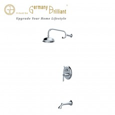In-wall Mixer Shower Set  999B