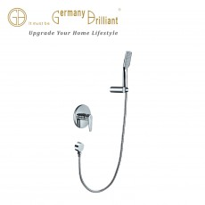 Keran In-wall Mixer Shower Set  8107B
