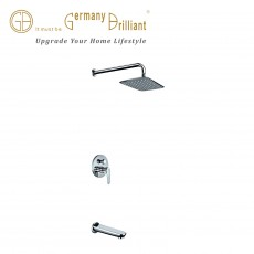 Keran In-wall Mixer Shower Set  8107D