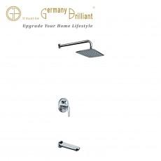Faucet In-wall Mixer Shower Set  8107D