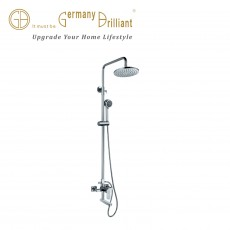 In-wall Mixer Shower Set  4801B