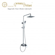 Single Mixer Shower Set 7003