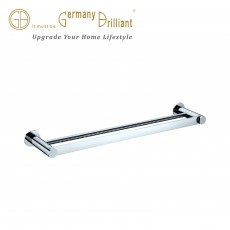 DOUBLE TOWEL BAR 77102