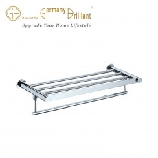 DOUBLE TOWEL RACK  77112