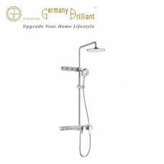 LUXURY MIXER SHOWER SET 89C