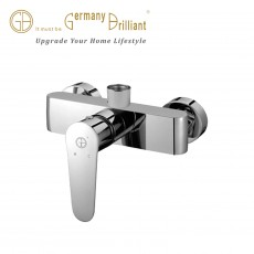 SINGLE LEVER SHOWER MIXER 8101CH