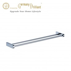 DOUBLE TOWEL BAR 8-DB