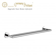DOUBLE TOWEL BAR 2002-75MP