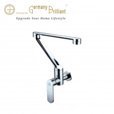 IN WALL SINGLE LEVER KITCHEN SINK MIXER GBO99C