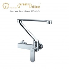 IN WALL SINGLE LEVER KITCHEN SINK MIXER GBO99A