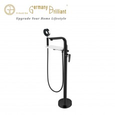 Single Lever Floor Bath Mixer  with  Hand Shower 1899J-BM