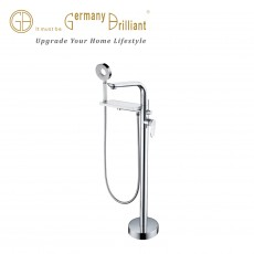 Single Lever Floor Bath Mixer  with  Hand Shower GBV1899J-C