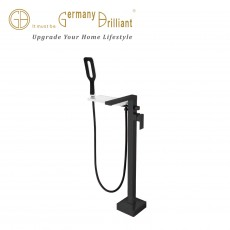Single Lever Floor Bath Mixer  with  Hand Shower 1899I-BM