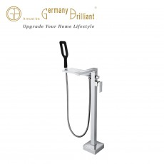Single Lever Floor Bath Mixer  with  Hand Shower 1899I