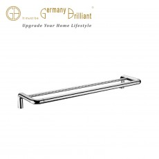 DOUBLE TOWEL BAR 78102