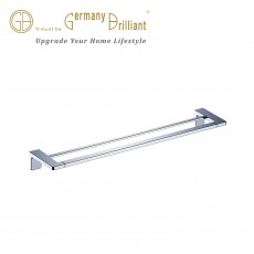 DOUBLE TOWEL BAR GBY8-EB