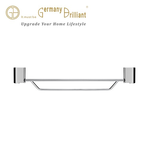 DOUBLE TOWEL BAR VRN9C