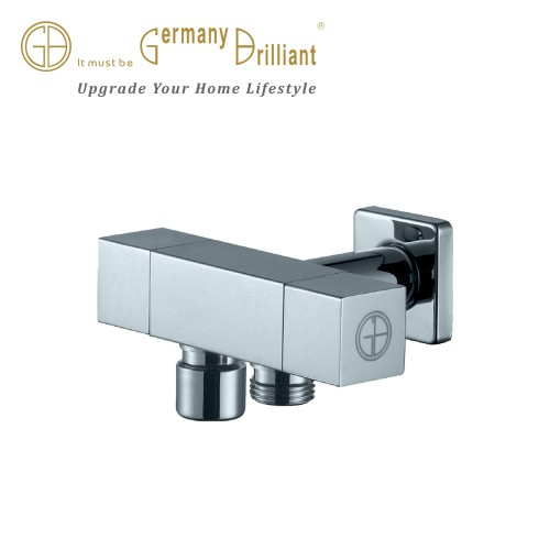 Square Double Bip Tap 4 Vertival GBVE2-L1077
