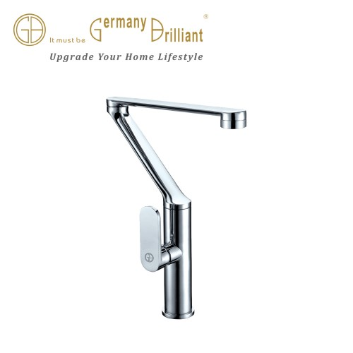 SINGLE LEVER KITCHEN SINK MIXER GBO99B