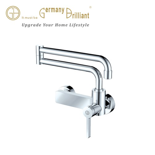 In-Wall Single Lever Kitchen Sink MIXER 155D