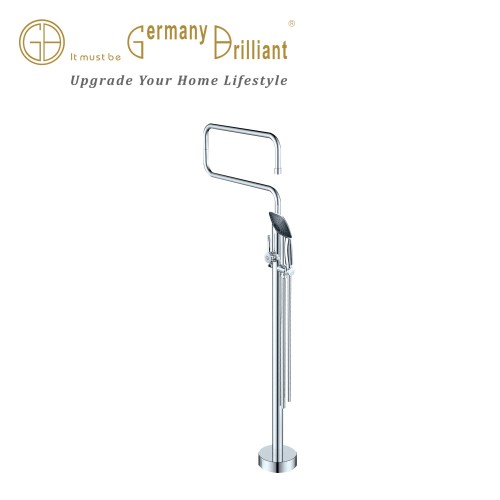 SINGLE HANDLE STAND THE GROUND SHOWER MIXER/BATH FAUCET 155E