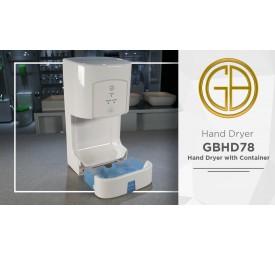 Hand Dryer Germany Brilliant GBHD78